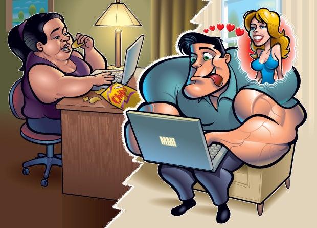 bodybuilders online dating