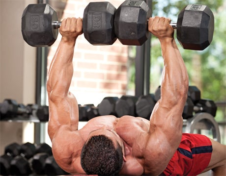 Troubleshooting Dumbbell Bench Press